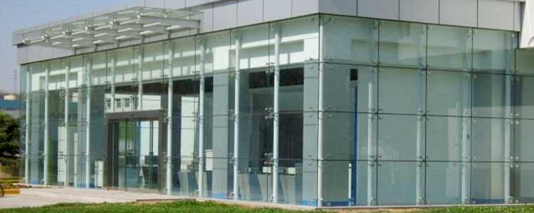 Entrance Toughen Glass Services in Mumbai