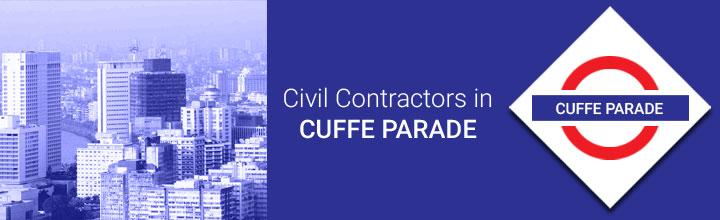 Civil Contractors in Cuffe Parade