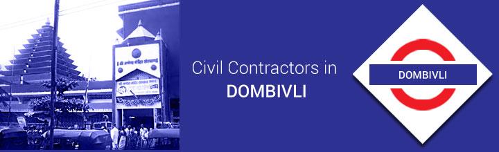 Civil Contractors in Dombivli
