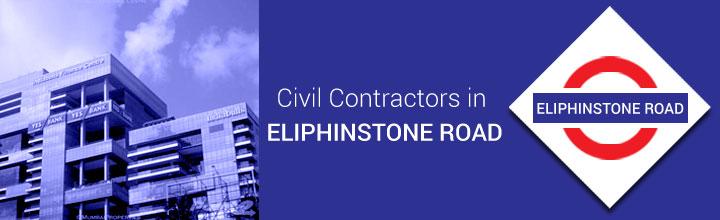 Civil Contractors in Elphinstone Road