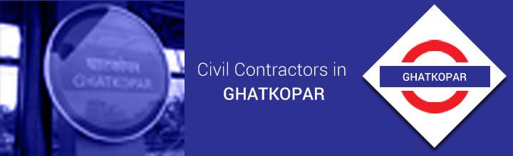 Civil Contractors in Ghatkopar