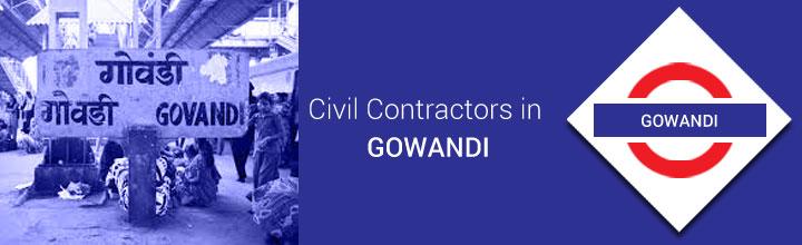Civil Contractors in Gowandi