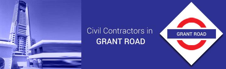 Civil Contractors in Grant Road