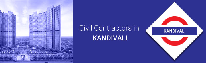 Civil Contractors in Kandivali