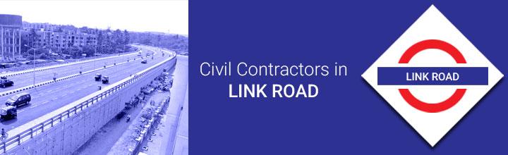 Civil Contractors in Link Road