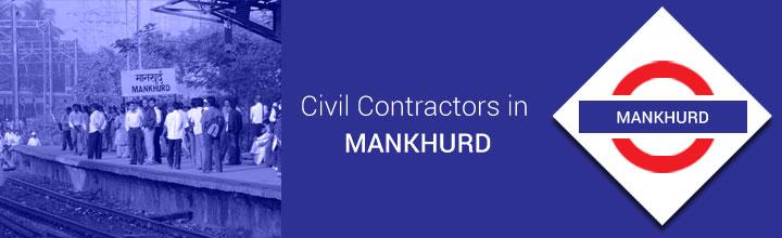 Civil Contractors in Mankhurd