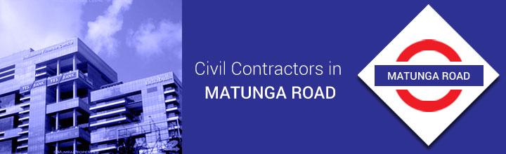 Civil Contractors in Matunga Road