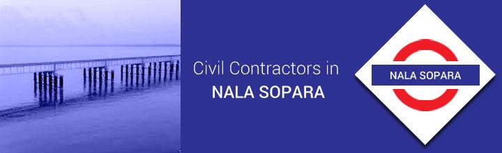 Civil Contractors in Nalasopara