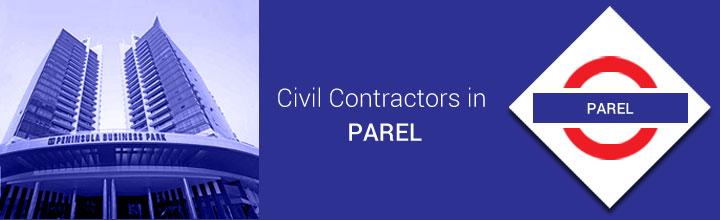 Civil Contractors in Parel