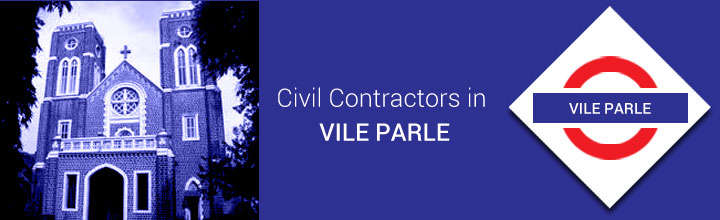 Civil Contractors in Vile Parle